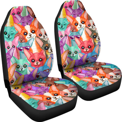 Chihuahua Car Seat Covers 2501PM