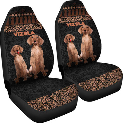 Vizsla Car Seat Covers Ja31PH
