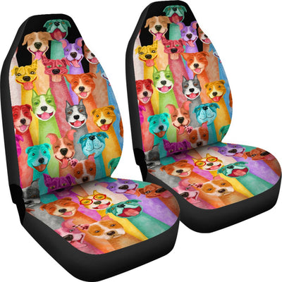 Staffordshire Car Seat Covers Ja15ND