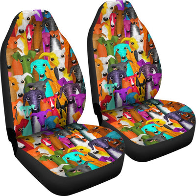 Greyhound Car Seat Covers 2501PM