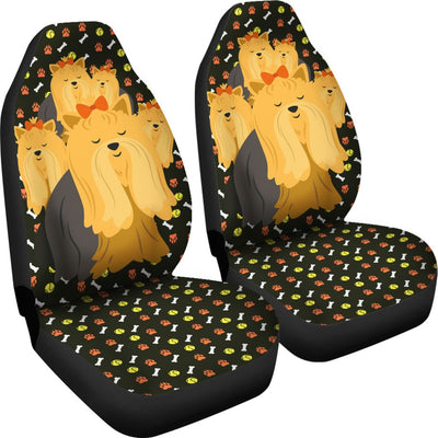 Yorkie Car Seat Covers 2501PT