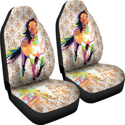 Horse Car Seat Covers Jan31DL