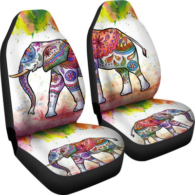 Elephant Car Seat Covers 05fepm
