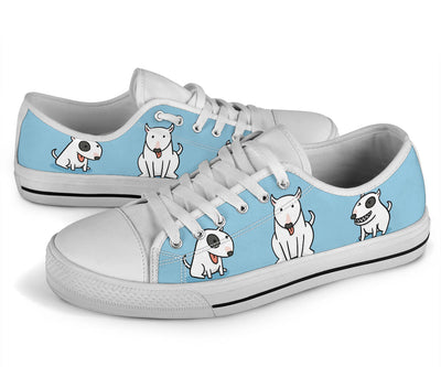 Bull Terrier Low Top