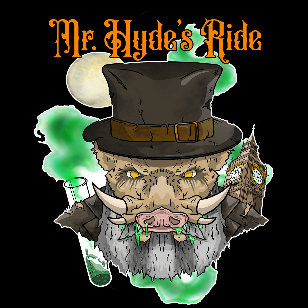 Mr.Hyde's Scent Collection