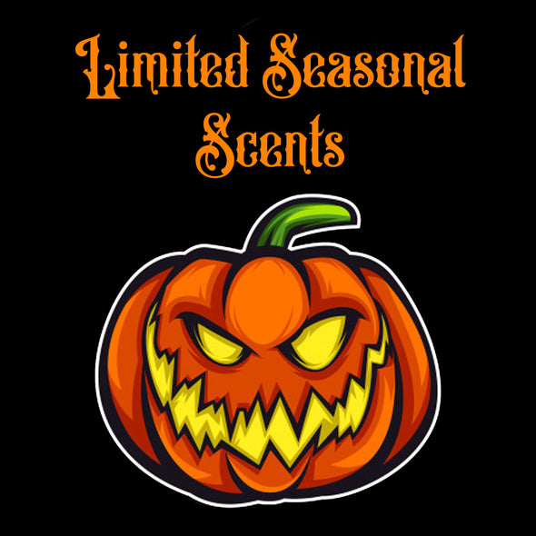 Limited Seasonal Scents