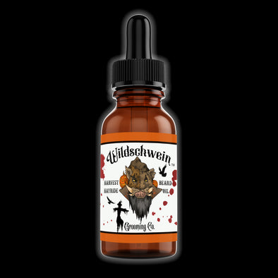 Haunted Harvest Beard Oil