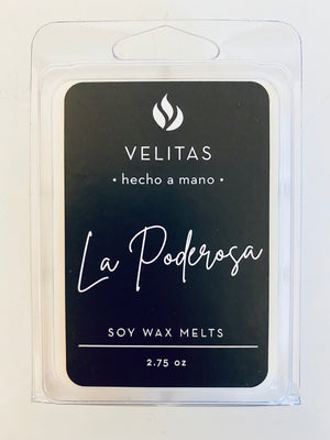 LA PODEROSA WAX MELTS