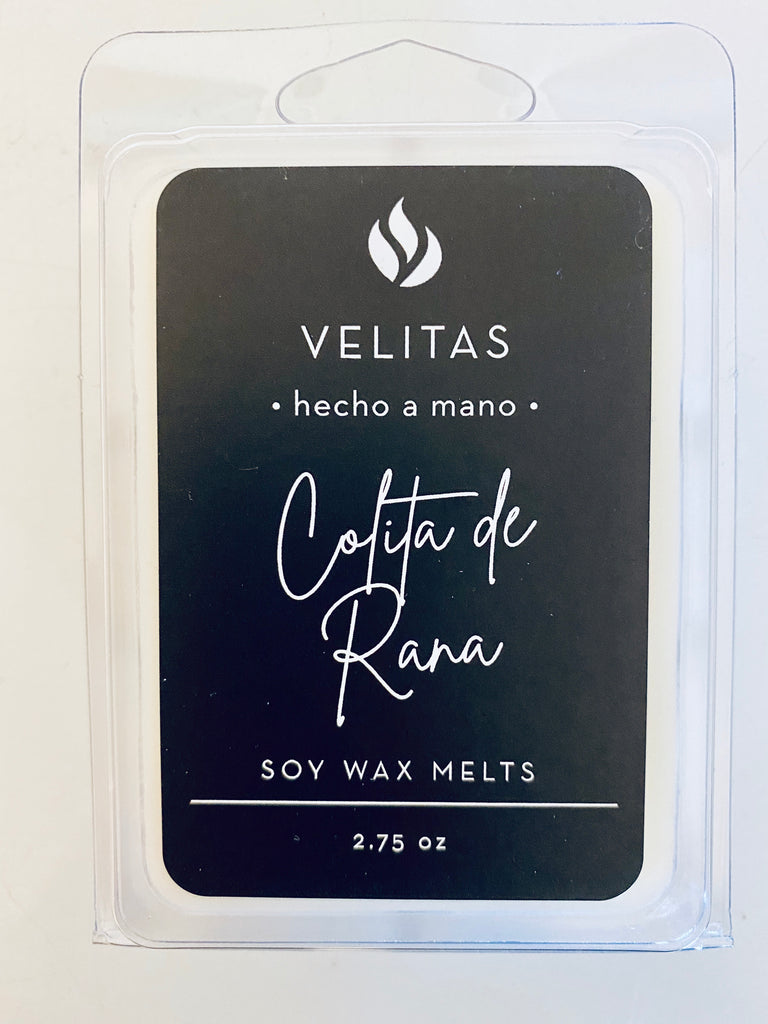 COLITA DE RANA WAX MELTS