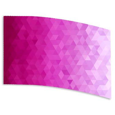 Magenta Diamond Ombre - Motion In Ink