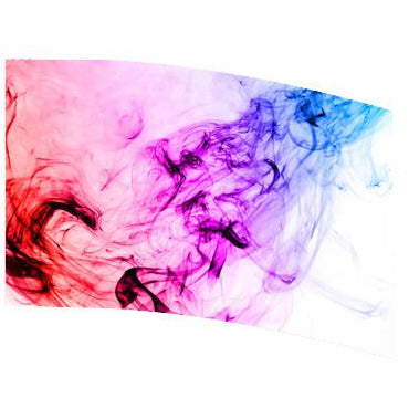 Colorful Smoke - Motion In Ink