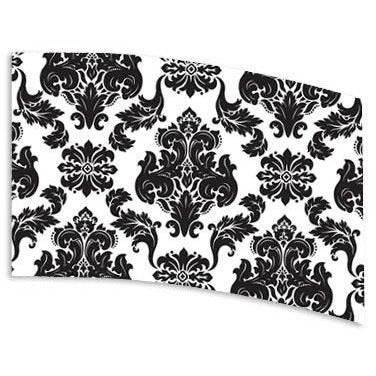 Damask Pattern - Motion In Ink