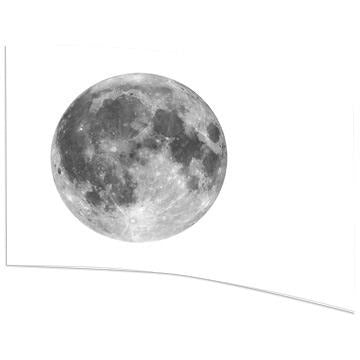 Full Moon - Motion In Ink