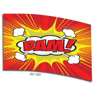 BAM! - Motion In Ink