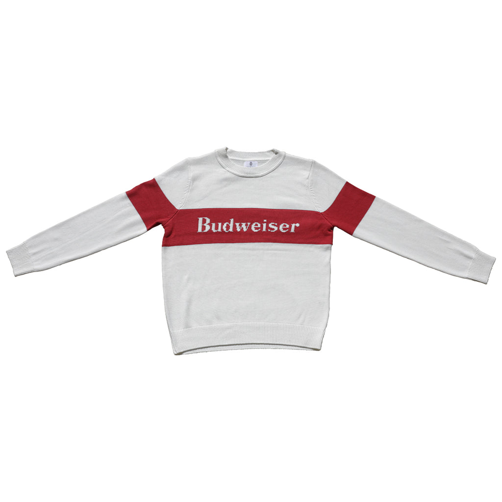 Bud Women's Retro Stripe Sweater