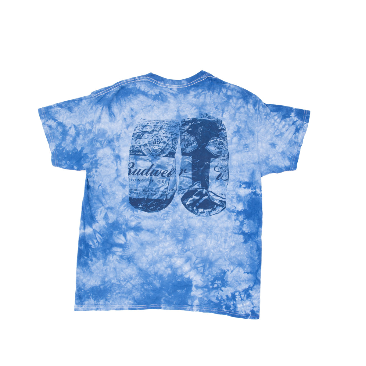 Crushed Dye - Blue