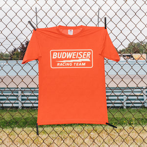BUD RACING TEE RED