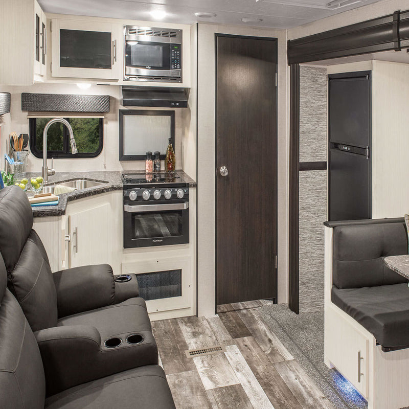 The Top 7 RV Essentials for Staying Clean and Organized on the Road