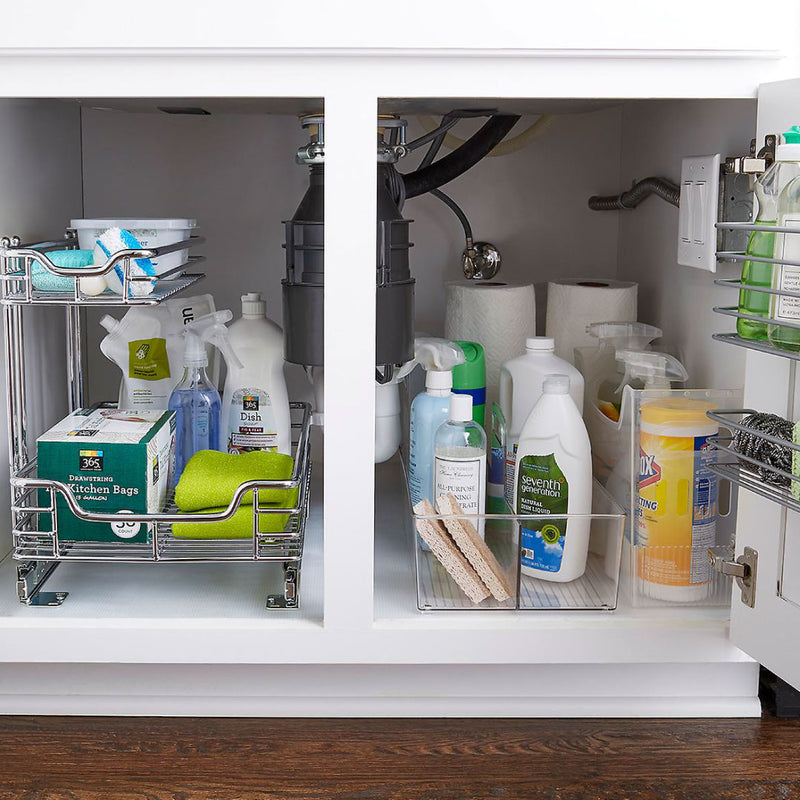 7 Cool Accessories for Under-Sink Areas in Your Home