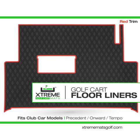 Xtreme Mats Break Into Golf Industry With New Full Coverage Golf Cart Floor Mats