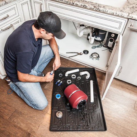 Your Practical Guide to Fixing Under-Sink Drain: Kitchen Drains, Sink Pipes and Shut Off Valves