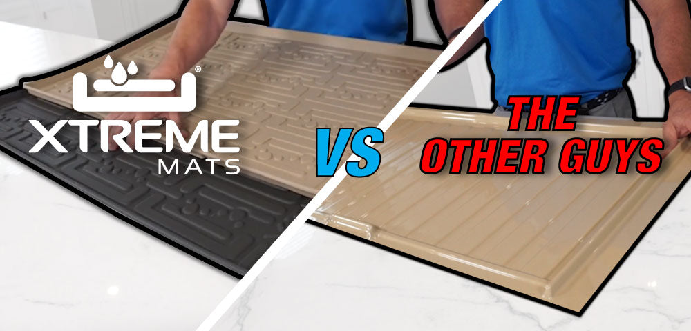 cabinet mat comparison review xtreme mats