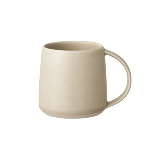 Kinto RIPPLE Mug - 250mL - Beige