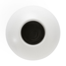 Load image into Gallery viewer, Raawii Strøm Vase - Small - Vaporous Gray (Off-White)