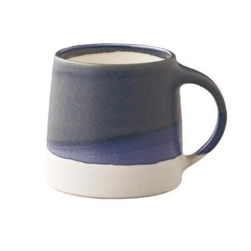 Kinto SLOW COFFEE Style Specialty Mug - 320mL - Navy/White