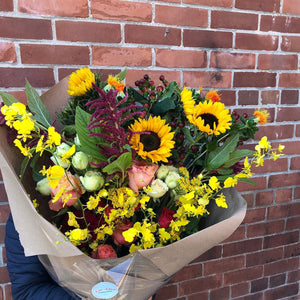 Monthly Fresh Bouquet Subscription
