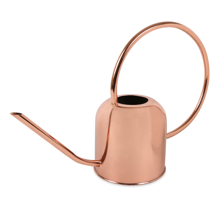 The Floral Society Copper Watering Can