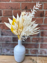 Load image into Gallery viewer, 'Milk & Honey' Dried Arrangement in Bud Vase