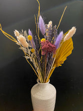 Load image into Gallery viewer, Spring Rustic Dried Arrangement in Bud Vase
