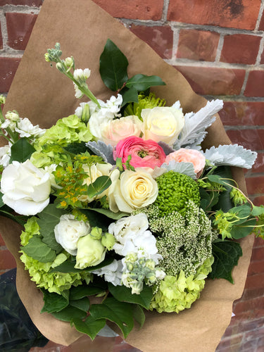 Classic Hand-Tied Bouquet