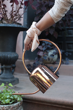 Load image into Gallery viewer, The Floral Society Copper Watering Can