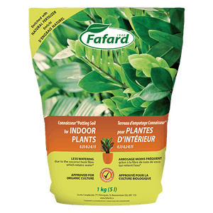 Fafard Indoor Plant Potting Soil - 1kg