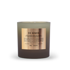Boy Smells DE NÎMES Candle