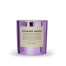 Load image into Gallery viewer, Boy Smells RHUBARB SMOKE Candle