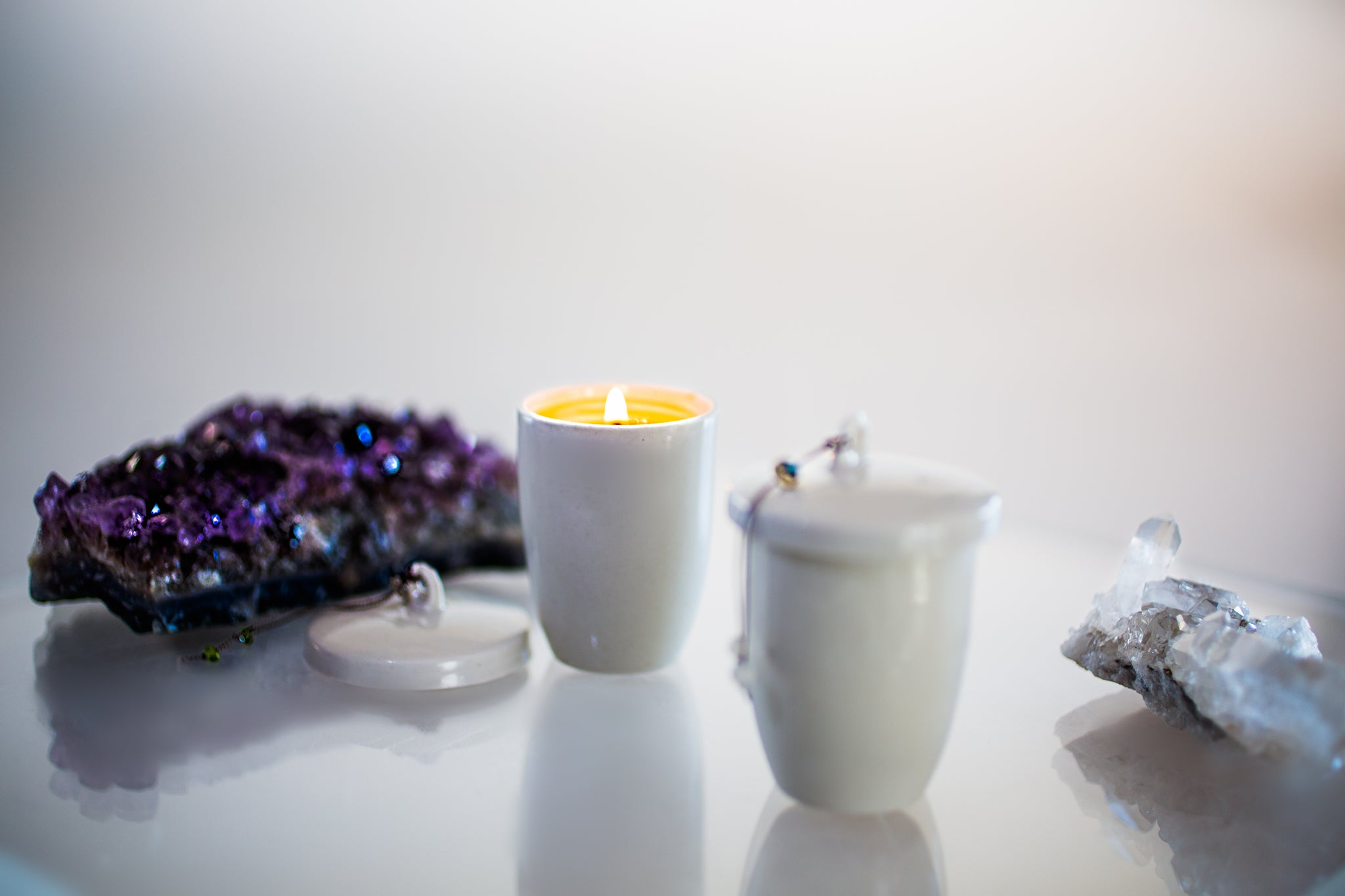 New! Little Luxury Candles - La Bella Figura Beauty