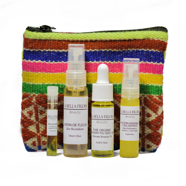 The Modern Radiance Travel Kit