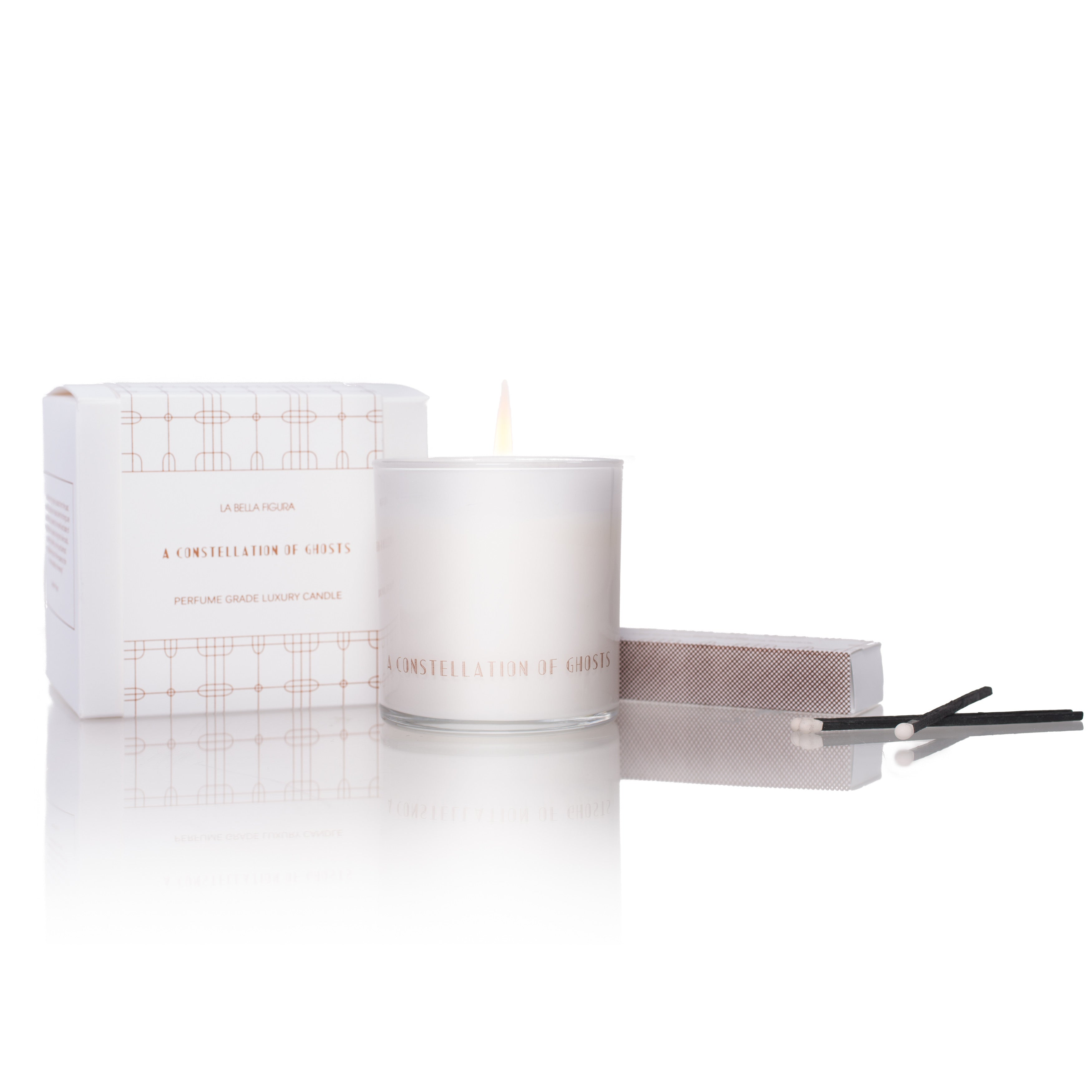 New! A Constellation Of Ghosts-Perfume Grade Luxury Candle