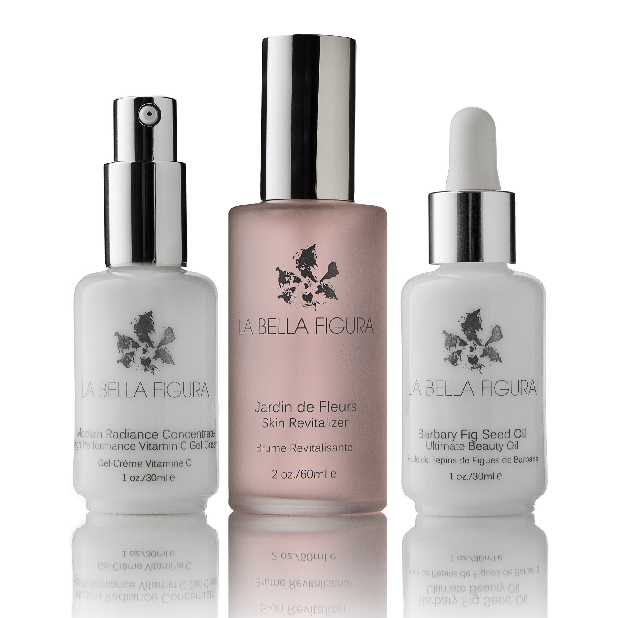 The Daytime Radiance Set - La Bella Figura Beauty