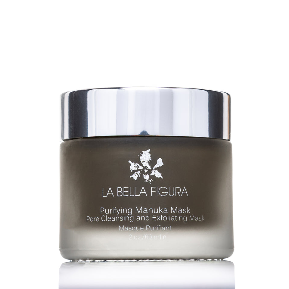 Purifying Manuka Mask - La Bella Figura Beauty