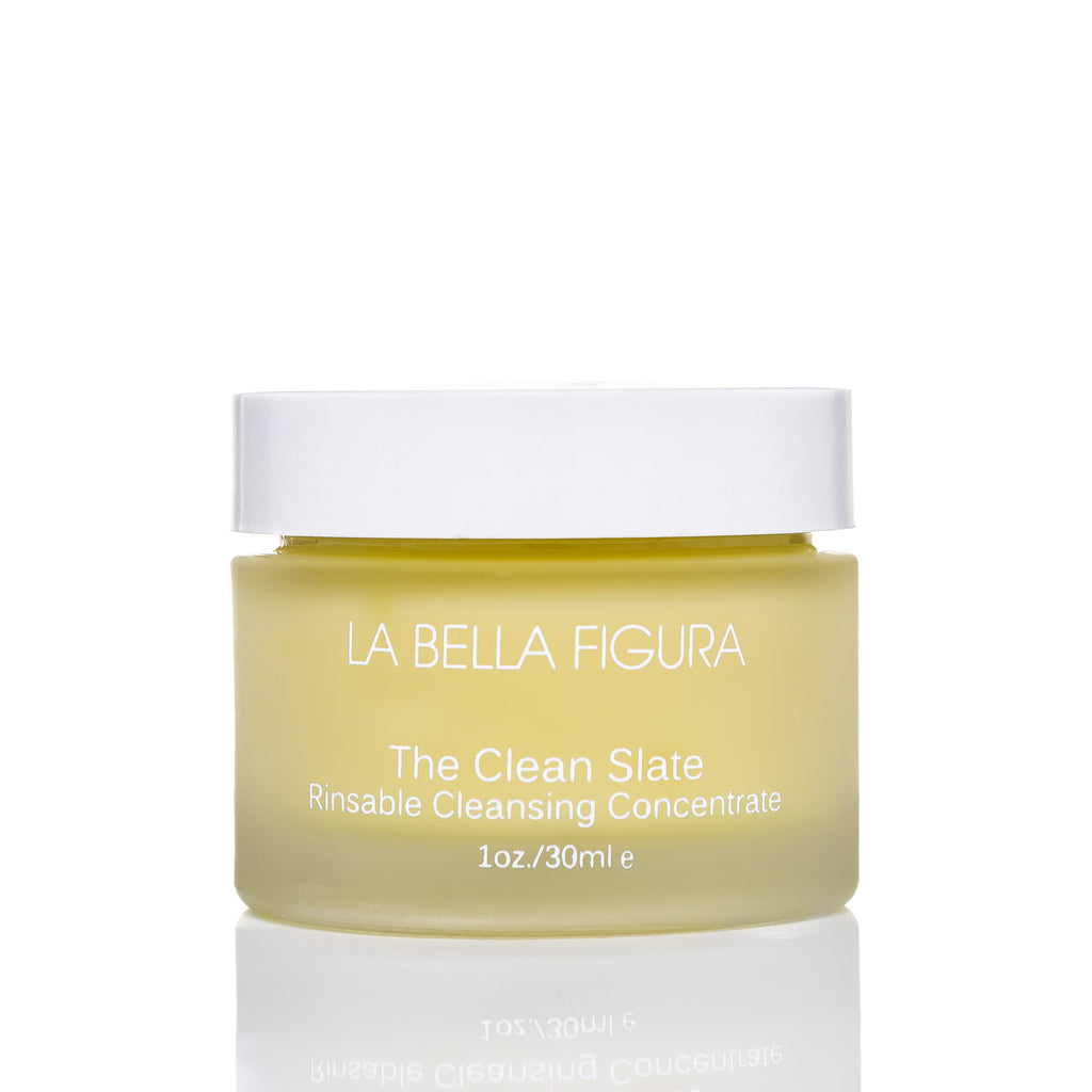 The Clean Slate Rinsable Cleansing Concentrate - La Bella Figura Beauty