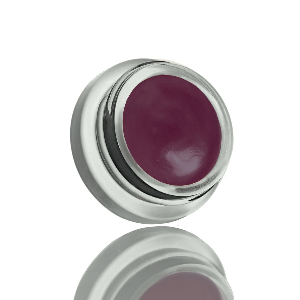 Hydrating Cheek and Lip Lissette La Coquette In Winter Plum