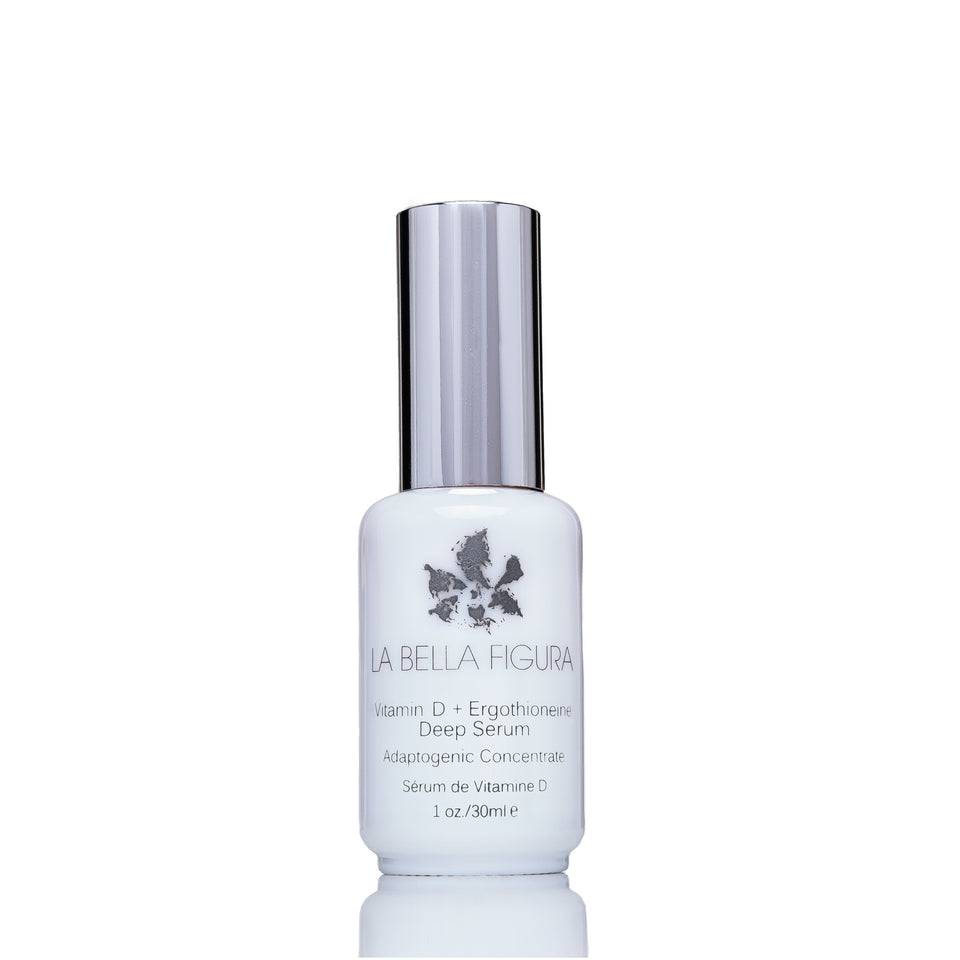 Vitamin D+Ergothioneine Deep Serum - La Bella Figura Beauty