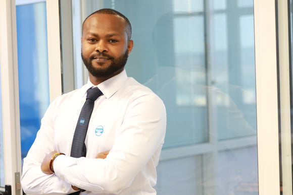 Landry NDAGIJIMANA, Claim Analyst and Sales Officer