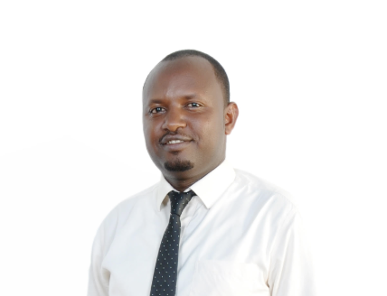 James GAKURU, Head of Sales and Marketing Department