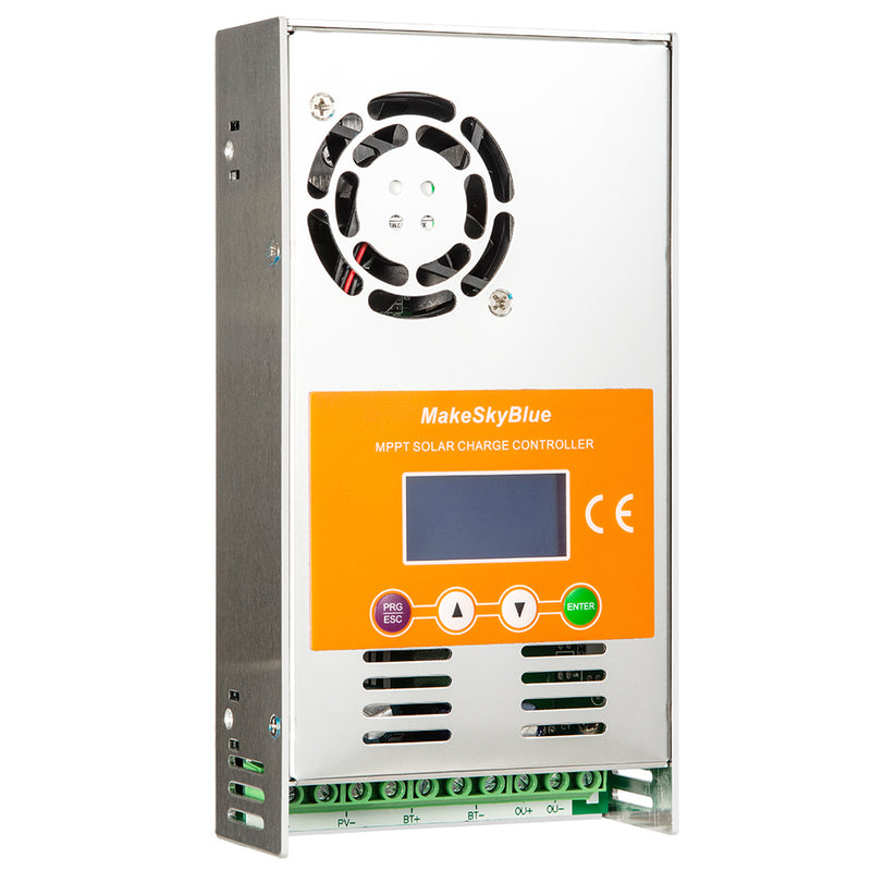 30A MPPT Solar Charge Controller w/Wifi