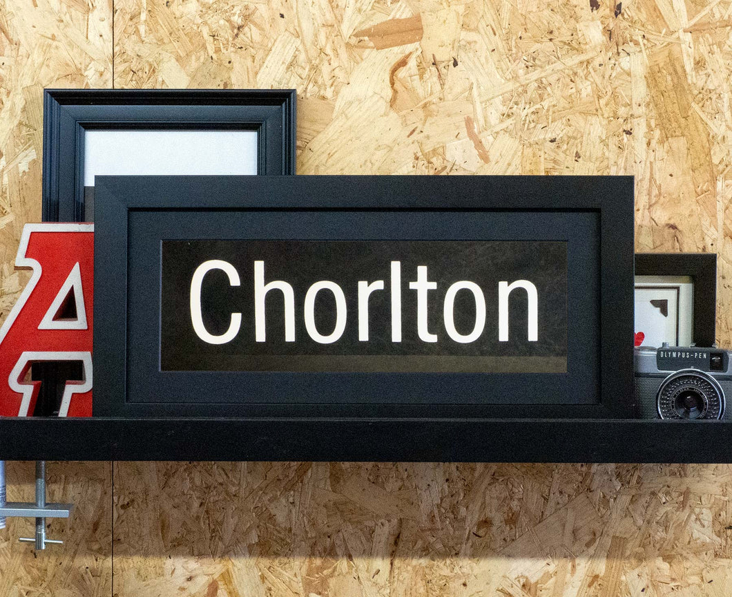 Chorlton Mini Framed Bus Blind